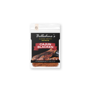 Belledines Mini Cajun Blacken