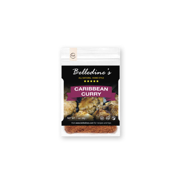 Caribbean Curry Mini Seasoning