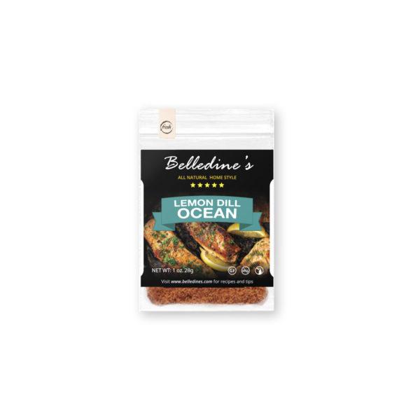 Ocean Dill mini seasoning