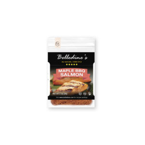 maple salmon bbq mini seasoning