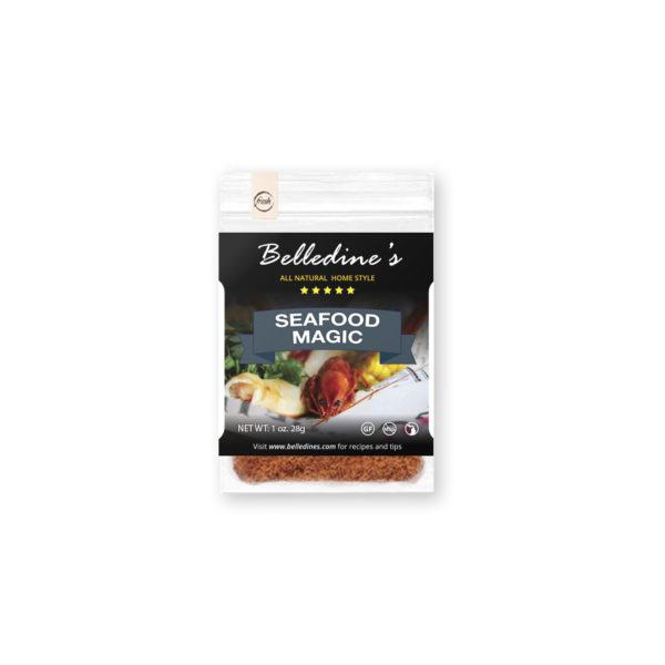 Belledines Mini Seafood Magic