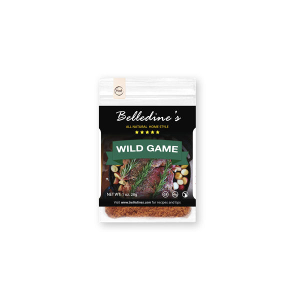 Belledines Mini Wild Game