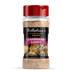 Caribbean curry seasoning