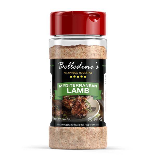 Mediterranean lamb seasoning