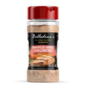 maple bbq salmon seasoning