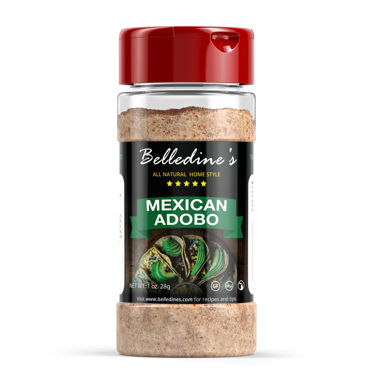 Mexican Adobo Belledine S Barbecue Sauce And Seasonings