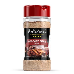 smoky bbq rub seasoning