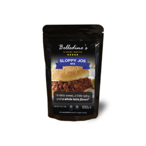 Belledines Sloppy Joe Mix